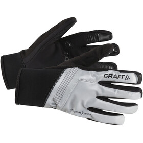 Craft Shelter Gants, black/silver